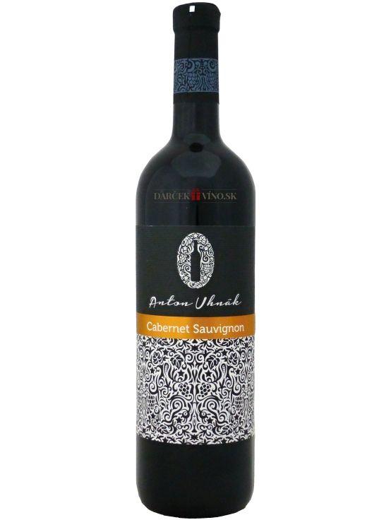 Cabernet Sauvignon 2016, akostné víno, suché, 0,75 l
